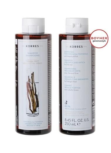 Korres Korres Liquorice Urtica Şampuan 250 ml Renksiz